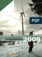 Energy Statistics 2009