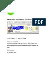 Irish Innovation Index Background