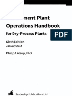 Cement Plant Operations Handbook,Preview