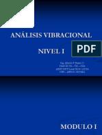 Analisis Vibracional Nivel I