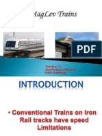 2014-08-24- Super Conductiveity and MagLev Trains