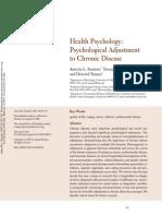 Psychological Adjustment Chronic Disease_2007