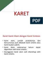 BAHAN KARET