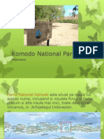 Komodo National Park .pptx
