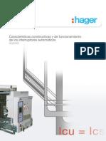 Caracteristicas Construcctivas y de Funcionamiento de Los Interruptores Automaticos_Hager