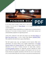 The Fodder Scam