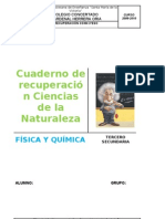 CUADERNO DE RECUPERACIÓN FYQ 3ºESO PARTE 2