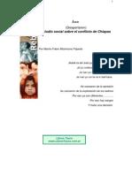 Altamirano, Manlio - Estudio Social Sobre El Conflicto de Chiapas