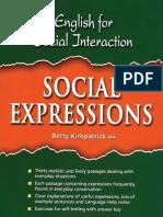 English for Social Interaction