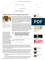 McKinsey_Diaspora Bonds_ New Easmerging Market Capital