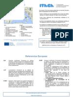 Itaca project - Brochure spanish