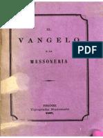 Il Vangelo e la Massoneria - lettura di un catechismo massonico