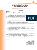 ATPS A2 2014 2 PED6 Fundamentos Metodologia Matematica