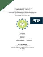 LAPORAN PRAKTIKUM Analisis Vegetasi.docx