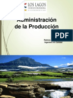 Administracion de la producción