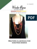 Catalogo WBX Bisutería