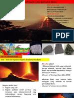 Magmatisme Dan Batuan Beku