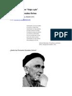 Iván Darío Parra - Reflexiones Sobre Viaje a Pie