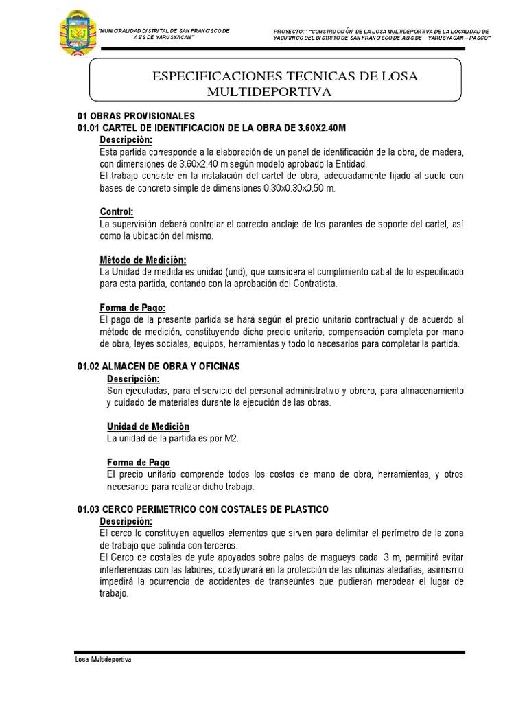 Precio m2 solera hormigon beautiful plano chalet planta for Precio metro cubico hormigon 2017