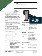 Product Gs375 FieldComm