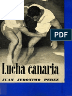 Lucha Canaria Principios Basicos