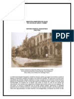 Historia Hospital Psiquiatrico (1852-1952)
