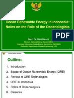 2 Mukhtasor ISOI Jakarta 2013-konversi energi kelautan