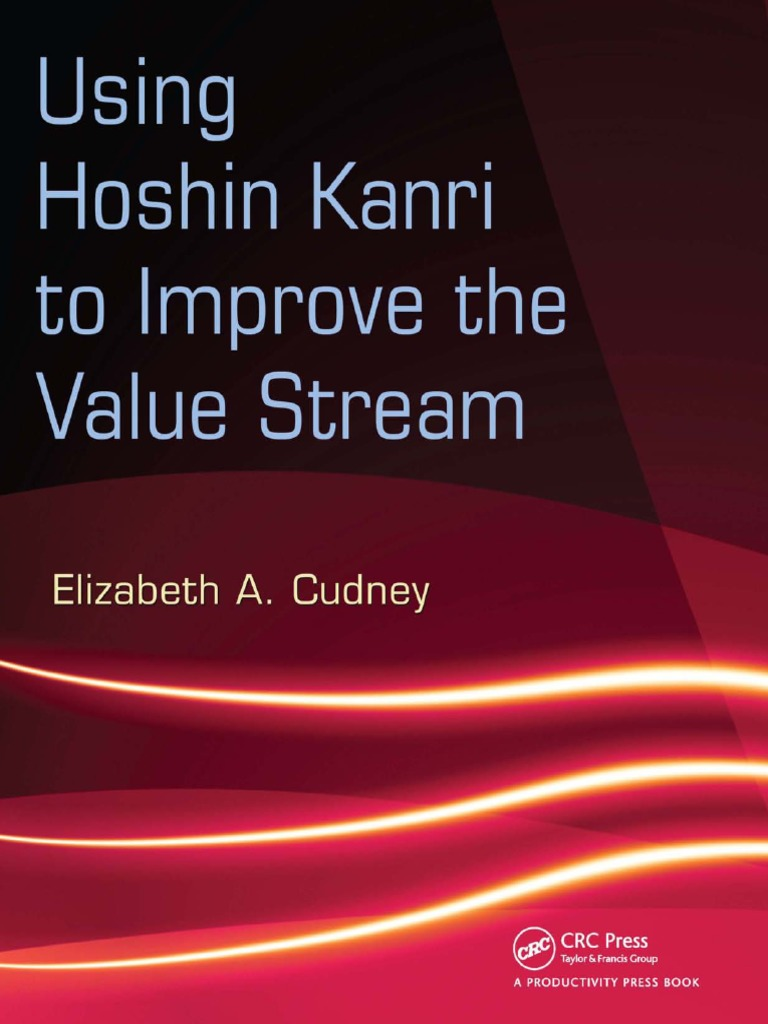 Value Stream Lean Manufacturing Goal