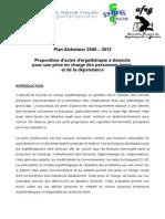 Proposition d Actes d Ergotherapie