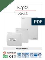KU01 KYO8M v2.4 User Manual En