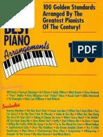 The World Best Piano Arrangements 100 PDF