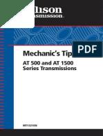 mt 600 service manual sm1317 199907 automatic transmission rh scribd com allison mt643 service manual allison mt643 repair manual