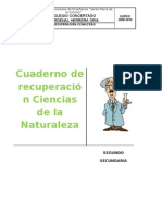 CUADERNO DE RECUPERACIÓN CCNN 2ºESO PARTE 2