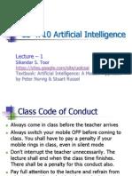 AI - Lecture