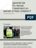 parental rights and medical decisions