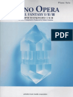 [PDF] Piano Opera Final Fantasy I-II-III