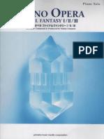 [PDF] Piano Opera Final Fantasy I-II-III