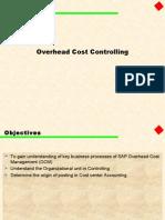 SAP-Cost Center