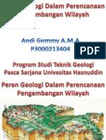 Tugas 2 Geologi Tata Lingkungan