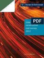 International Cost Standard