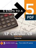 5 Steps to a 5 AP Calculus AB 2014-2015.pdf