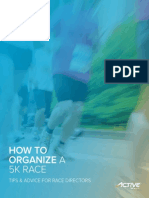 How to Organize a 5k