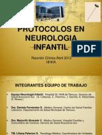 Protocolos Neurologia Infantil 2012 Reunion Clinica