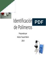 01 Identificación de Materiales Plásticos 2013