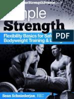 Flexibility Basics Manual