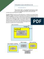Cómo diseñar con Estilos Css en Html5