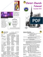 Christ Church Fulwood Magazine Dec 14