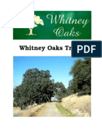 Whitney Oaks Trail Guide