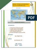 Placas Tectonicas Infor