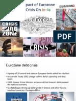 Eurozone Crisis Impact on India